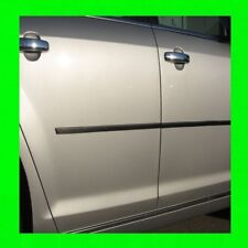 CHRYSLER CARBON FIBER SIDE DOOR TRIM MOLDING 4PC W/5YR WARRANTY