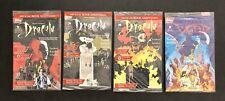 Lot Of 4 Bram Stoker's Dracula 1,3,4(Topps 1992)+Vlad The Impaler #1Sealed+Cards