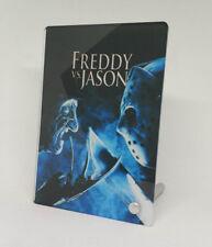 Freddy vs Jason Rare Collectible Acrylic Poster Last one