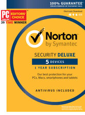 New Norton Internet Security 2021-2022 5 Devices Product Key Card 1 Full Year