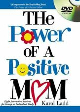 Power of a Positive Mom DVD  by Karol Ladd DVD-Video Book (English)