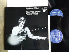 Paul van Vliet  ‎– One Man Show Noord West - - 2LP gatefold with insert