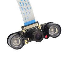 IR 5MP Videocamera MODULO SCHEDA VIDEO 1080P per il LAMPONE Pi 3 modello B /