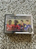 2020-21 Topps UEFA Champions League Museum Collection Soccer Hobby Box IN HAND