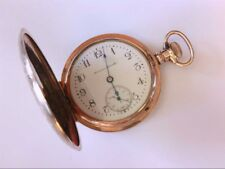 Nice Looking Hampden Watch Co GF DH Pocket Watch. NEEDS TLC. BUY NOW!!