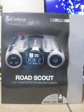 New ListingCobra Road Scout Dash Cam and Radar Detector, WiFi, Bluetooth, iRadar Compatible