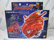 Anime Gear Fighter Dendoh DX Data Weapon 5 Dragon Frame Model Kit Bandai Japan