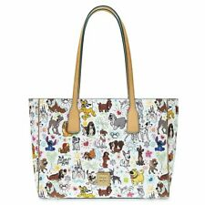 Disney Dogs Sketch Tote Bag by Dooney & Bourke New Purse