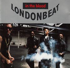 LONDONBEAT - IN THE BLOOD / CD (ANXIOUS/BMG ZD 74810) - TOP-ZUSTAND