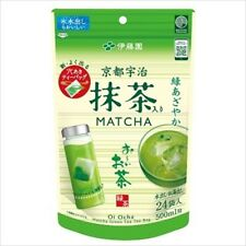 JAPAN GREEN TEA BAGS CONTAINING KYOTO UJI MATCHA BLENDED WITH TEA GENMAI 24 BAGS