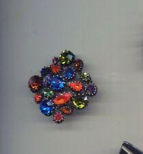 Multi Color Maltese Pin
