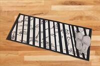 NEW Modern Large Kitchen Floor Mat Rug Door Runner Hallway Soft Carpet Non-Slip