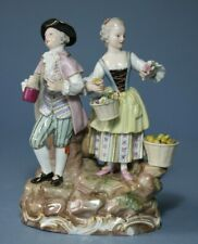 Meissen porcelain group, The Harvest c.1815-.