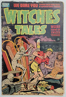 Witches Tales #4 GD 2.0 Pre-Code Horror Comic 1951 10c  Golden Age Mummy