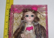 RARE PULLIP NANETTE ADULT MINIATURE COLLECTOR DOLL BROWN HAIR USA SELLER