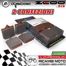 ZCOO DID KIT 8 PASTIGLIE FRENO ANTERIORI APRILIA RSV 1000 TUONO Racing 2003 2004