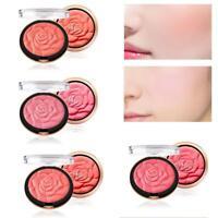Makeup Blush Palette Blusher Powder Bronze Cheek Makeup Cosmetic Box·~