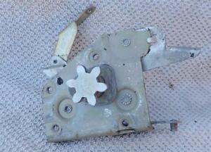 OEM Jaguar XK-E Door Latch E Type XKE Lock Mechanism Very Clean Original Unit