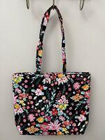 Vera Bradley Essential Tote Bag in Tangerine Twist - NWT - MSRP $59