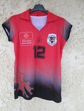 Maillot STADE TOULOUSAIN VOLLEY-BALL porté n°12 femme shirt L