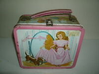 Junior Miss Metal Lunch Box with Thermos! doll
