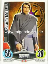 Force Attax Movie Card - Captain Antilles #105