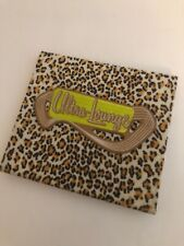 WELCOME TO THE ULTRA-LOUNGE 1996 CD Sampler (Faux Leopard Skin, Neon Green Logo)