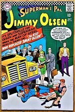 """SUPERMAN'S PAL JIMMY OLSEN #94 (1966) """"The KID WHO REPLACED JIMMY OLSEN!"""""""