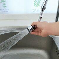 Cucina Rubinetto Risparmio Acqua Filtri Spray 360 Lavello Testa Prolunga