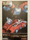 Maketoys MTRM06 Contactshot | Transformers Masterpiece Pointblank