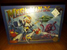 Mega Man X - 30th Anniversary Classic SNES Cartridge limited edition brand new