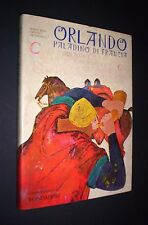 Gefaell De Vivanco - ORLANDO PALADINO DI FRANCIA Mondadori 1968 Ill di Lazlo Gal