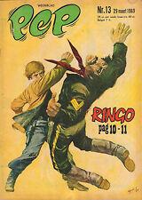 PEP 1969 nr. 13 - RAY RINGO (COVER HANS G. KRESSE) / VARIOUS COMICS