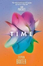 Time (The Manifold Trilogy, Book 1), Baxter, Stephen, New Book
