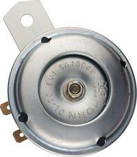 Hupe Horn 6V 100dB 71mm Durchmesser matt glänzend silber verzinkt Zinc Plated