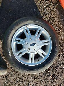 Ford fiesta mk5 14in alloy wheel  #1s c1