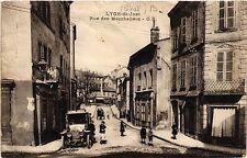 CPA LYON Saint Just-Rue des Macchabées (442521)