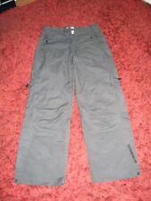 "pantalon garcon noir ""OVERGAME"" Taille 14 ANS Neuf"