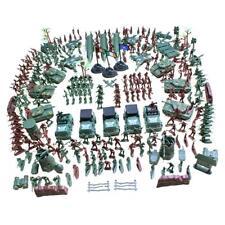 307 pezzo soldato di plastica 4 cm figure dell'esercito playset per modello