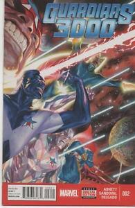 Guardians 3000 #2 (Marvel Comics)