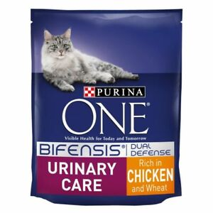 Purina ONE Bifensis Formula Urinary Care Chicken & Wheat Dry Cat Food *3KG PACK*