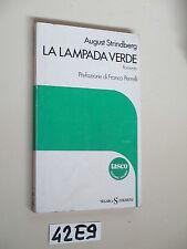 Strindberg LA LAMPADA VERDE (42 E 9)