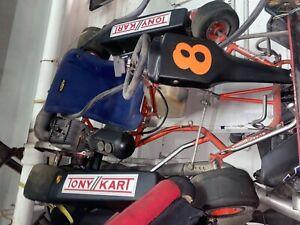 TONY KART Yamaha kt 100cc  2 STROKE ENGINE