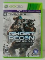 Tom Clancy's Ghost Recon: Future Soldier (Microsoft Xbox 360) Free Ship Complete