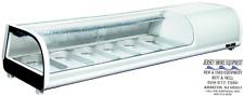 Spartan Refrig Ssc 60 Spartan Refrigerated Sushi Case 60 Led Lighting