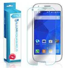 2x iLLumi AquaShield Clear Screen Protector Cover for Samsung Galaxy Ace 4