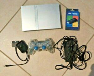 Console Ps2 Sony Playstation 2 Silver Slim SCPH-70004 + Hdmi + 5 giochi