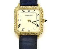 IWC Schaffhausen 750/000 Gold und Diamant zus. ca. 0,90 ct