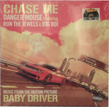 Danger Mouse Run The Jewels‎ - Chase Me VINYL ( OST Baby Driver ) New!!!