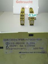 pilz Relais TIMER zan 300S 650740 TIMER PROCESS CONTROL